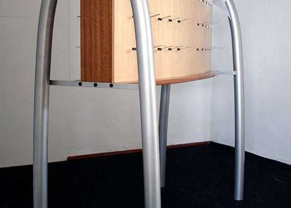 Tonal Matrix is a contemporary musical instrument by Victor Gama.