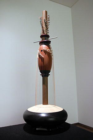 Toha is contemporary musical instrument created by Victor Gama